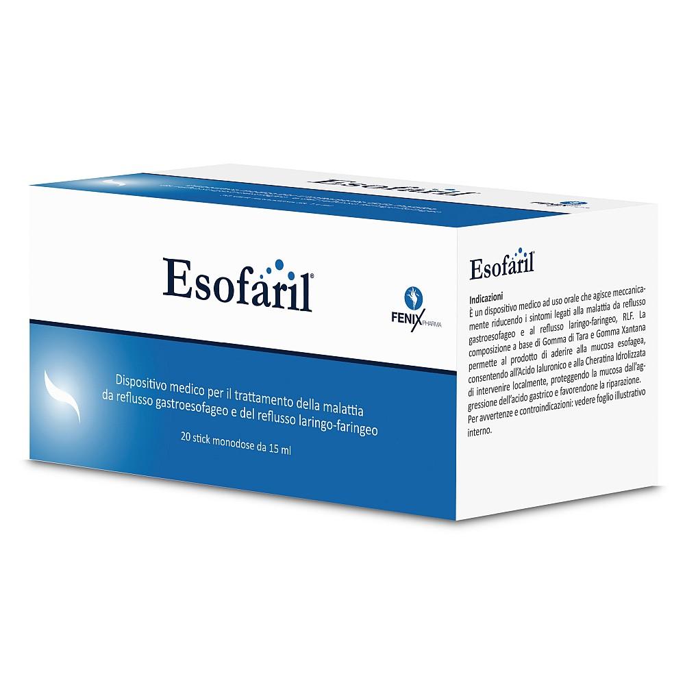 Esofaril Reflusso Gastroesofageo