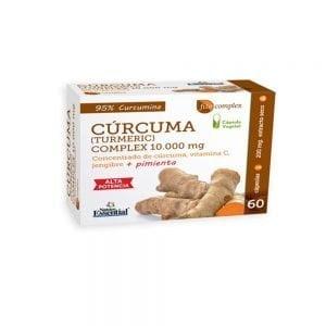 curcuma complex integratore
